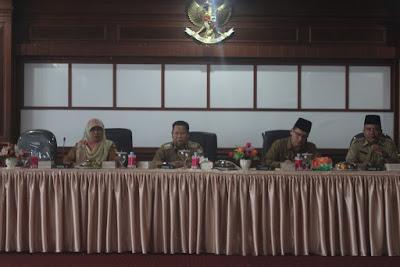 Kakankemenag Tanjungbalai Hadiri Rapat Persiapan MTQ