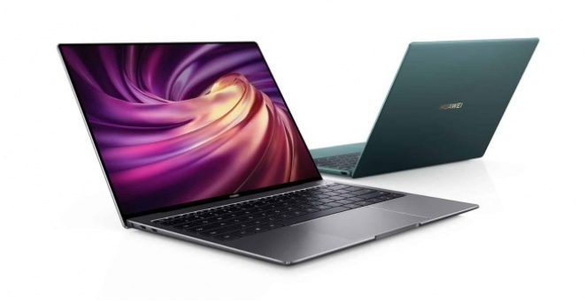 Huawei laptop with Kirin chipset
