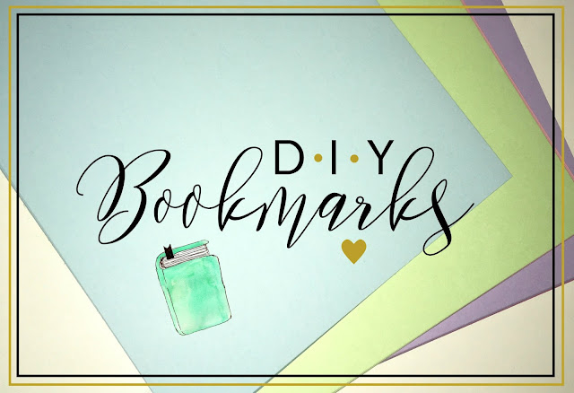 DIY Bookmarks!