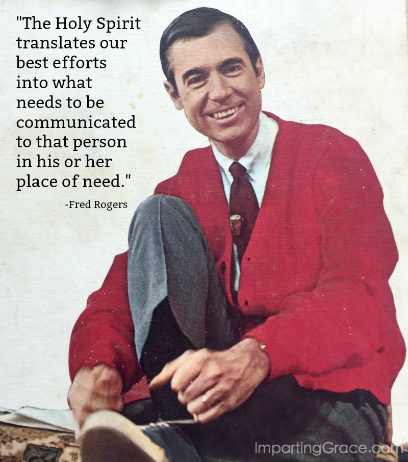 Imparting Grace What Made Mister Rogers So Special