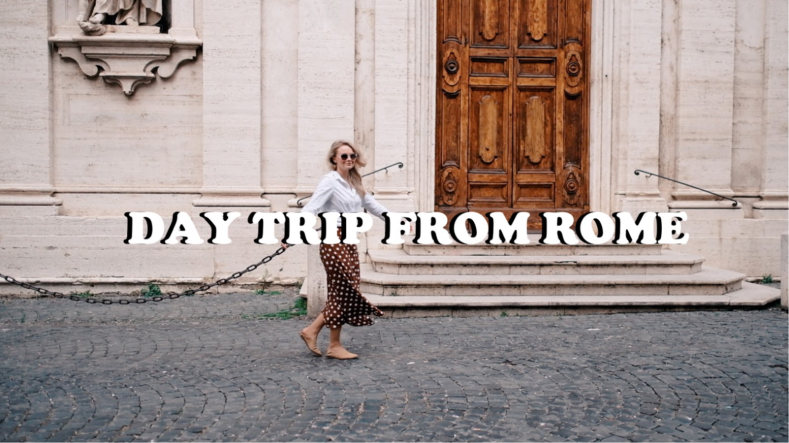 easy day trip from rome