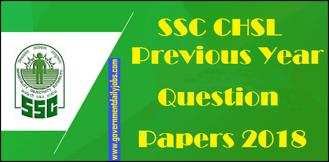SSC CHSL Previous Year Question Papers Book