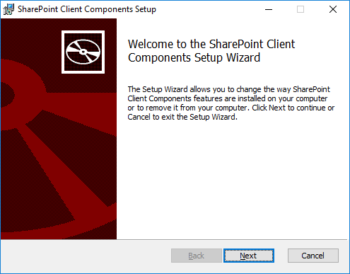 install client side SDK for sharepoint online powershell