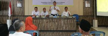 MUSRENBANG Tingkat Kelurahan Tahun 2020 di Kantor Kelurahan Kampung Empat Kota Tarakan