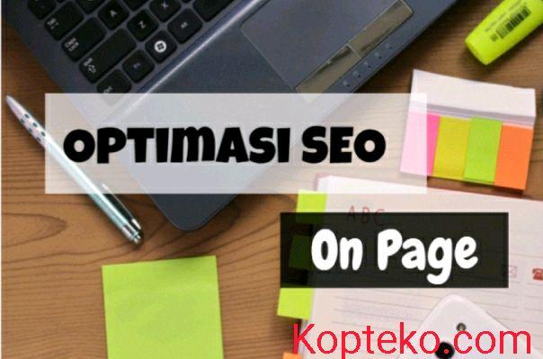 Cara untuk Dapat Mengoptimasi SEO On Page