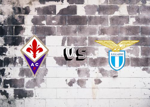 Fiorentina vs Lazio  Resumen