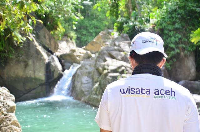 Wisata Air Terjun Tuwie Lhok Sawang Aceh Selatan - Wisata Aceh
