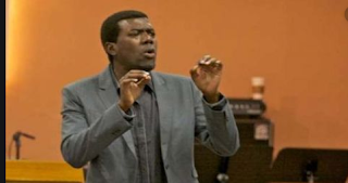 A woman who fell in love after seeing your wallet will also fall out after seeing your downfall - Reno Omokri