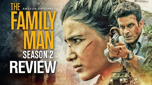 family man 2 webseries review marathi
