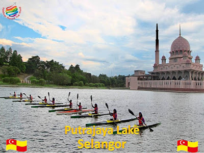 Putrajaya Lake, Selangor