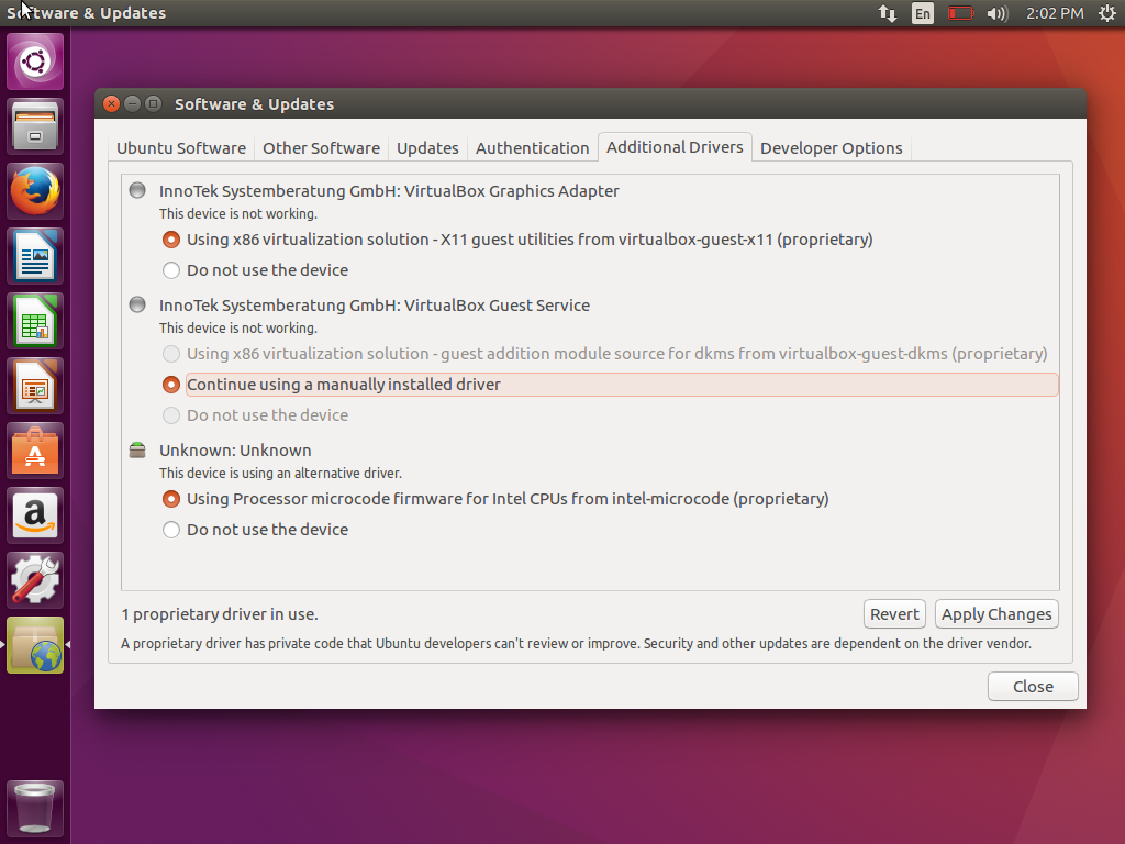 6 Things to do after Installing Ubuntu 16 04 ~ BE OPEN SOURCE