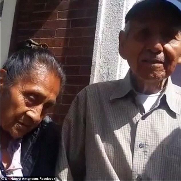 Crean campaña de recaudación para que anciano deje de trabajar
