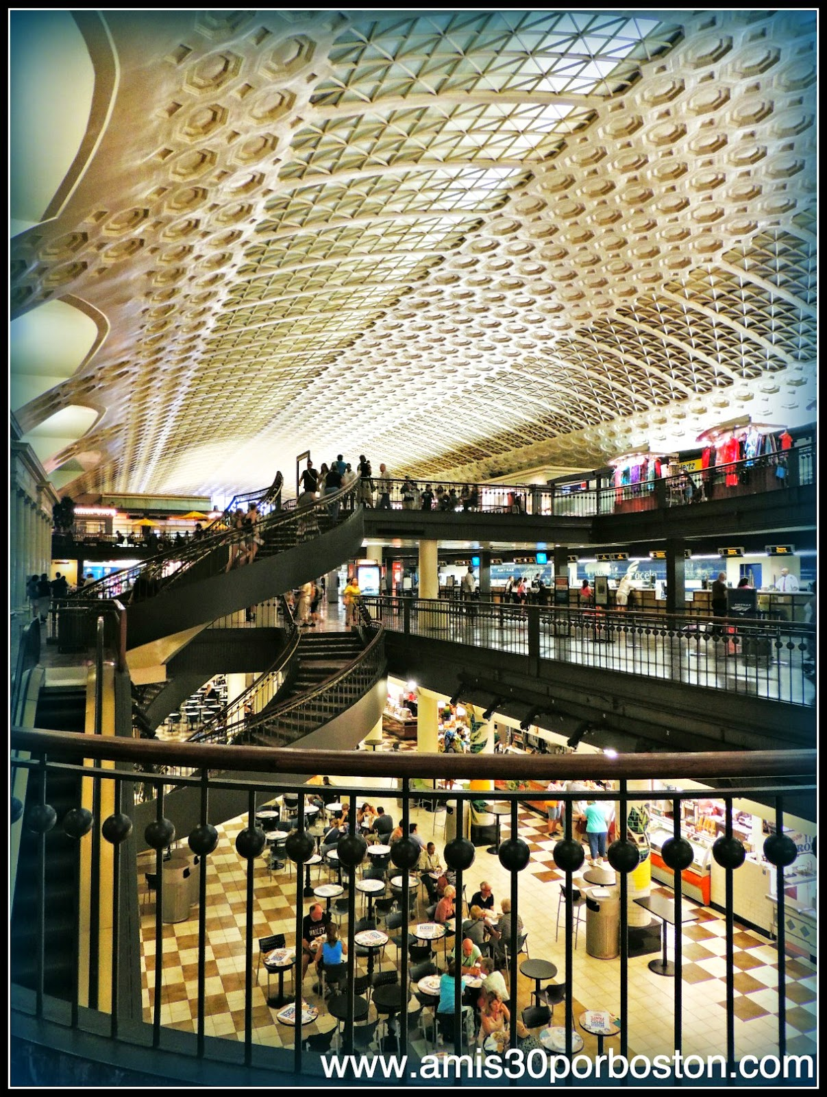 Union Station en Washington D.C.