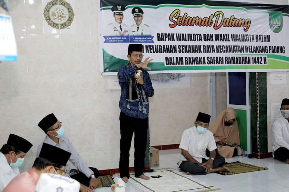 Jalin Ukhuwah, Lawan Pandemi Covid-19
