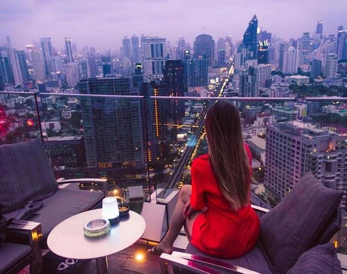 """Chill hết nấc """"10 QUÁN SKY BAR VIEW SIÊU ĐẸP"""" ở Bangkok cho bạn tha hồ quẩy cùng hội bạn thân"""