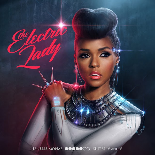 Janelle Monáe- The Electric Lady [Deluxe Edition] [2013]