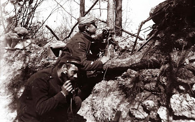 World War One Photography