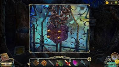 вставлены ключи в замок в игре тьма и пламя 3 темная сторона