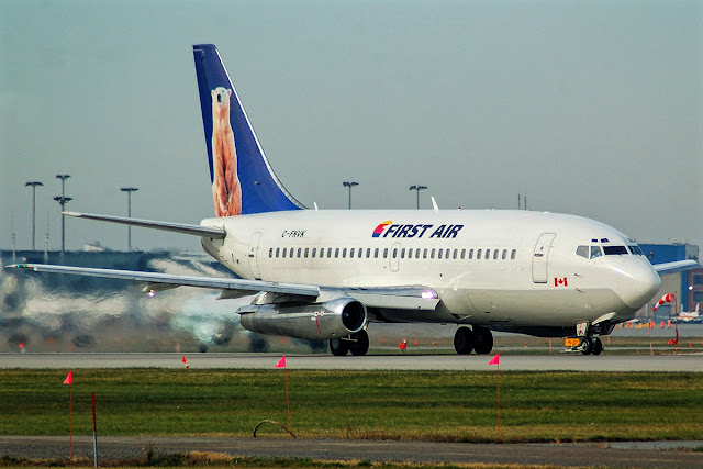 First Air Boeing 737-200 Classic