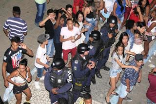 Guarda Municipal de Santaluz (BA) divulga dados da operação 'Cidadão na Folia'