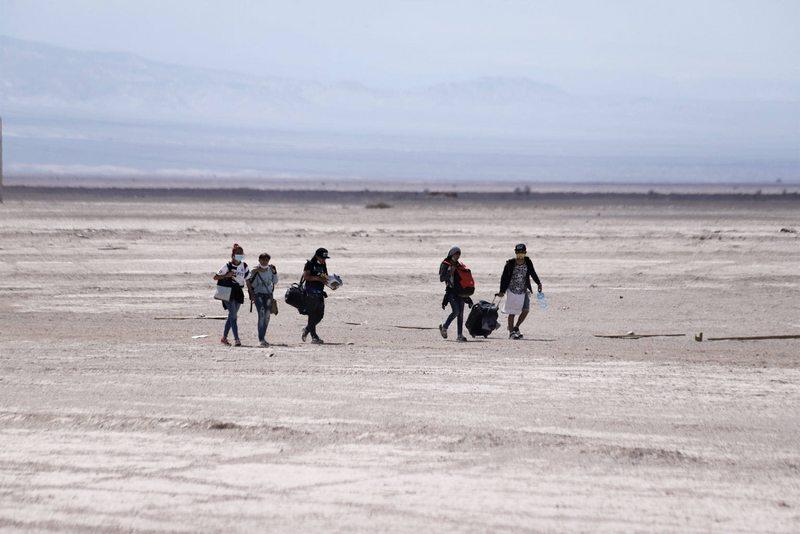 Crisis migratoria en Colchane