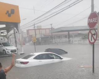 Aesa: chuvas em JP foram as maiores dos últimos 27 anos