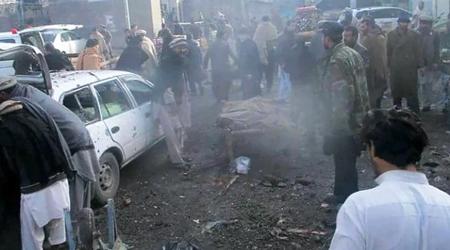 PAKISTAN में शक्तिशाली विस्फोट, 22 मौतें, 50 घायल