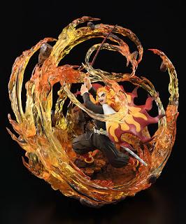 Demon Slayer: Kimetsu no Yaiba – Rengoku Kyojuro DX Ver., Bell Fine
