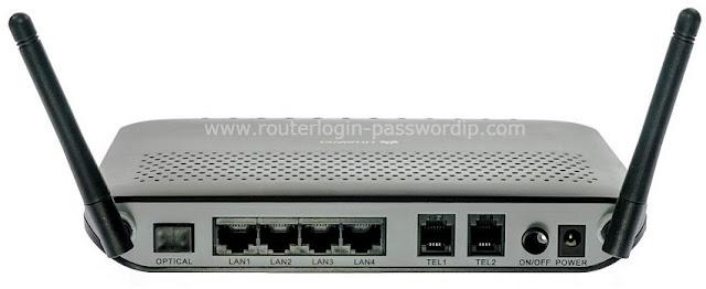 Huawei Router Login