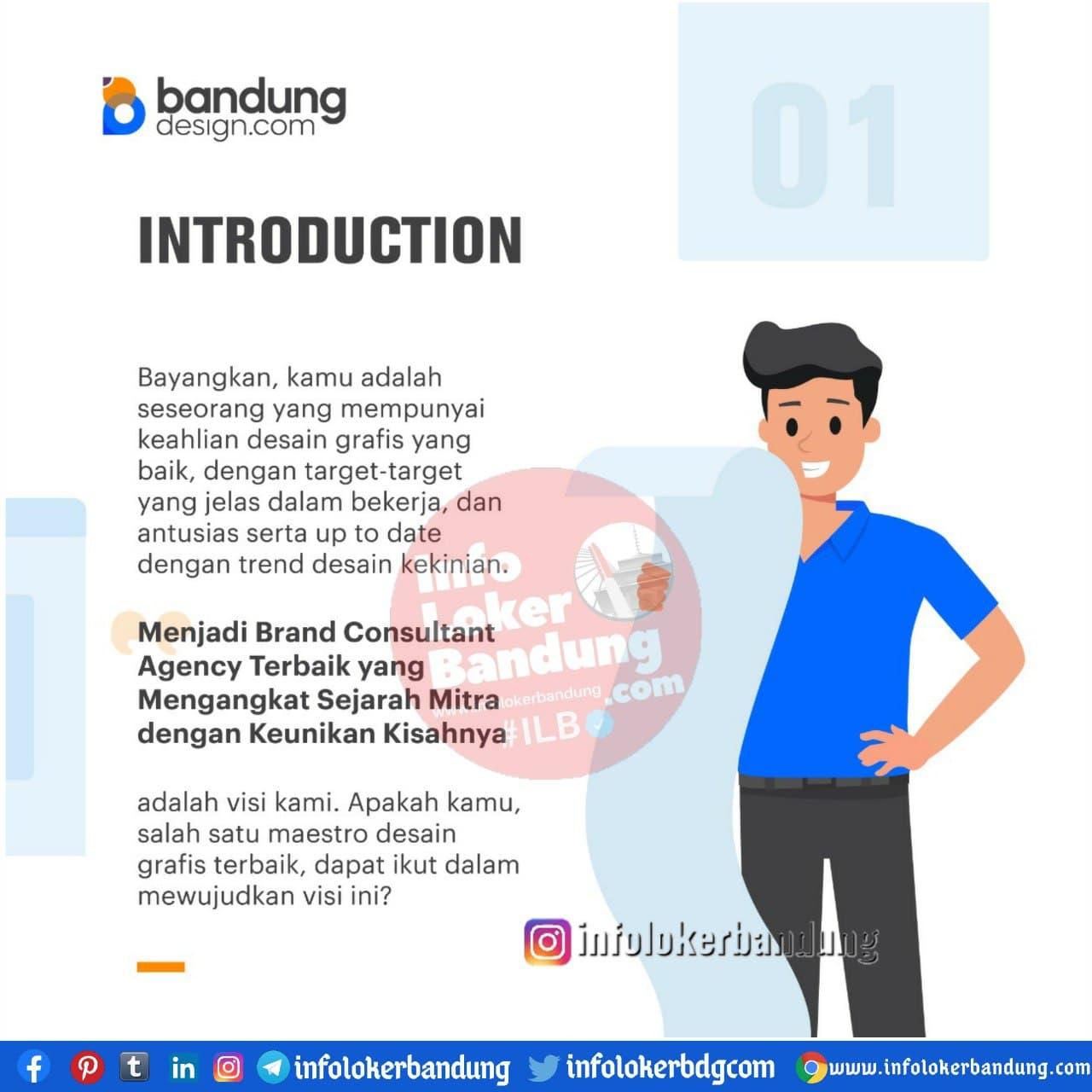 Lowongan Kerja Bandung Design Desember 2020