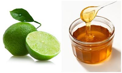 Dùng mật ong và chanh tươi điều trị amidan