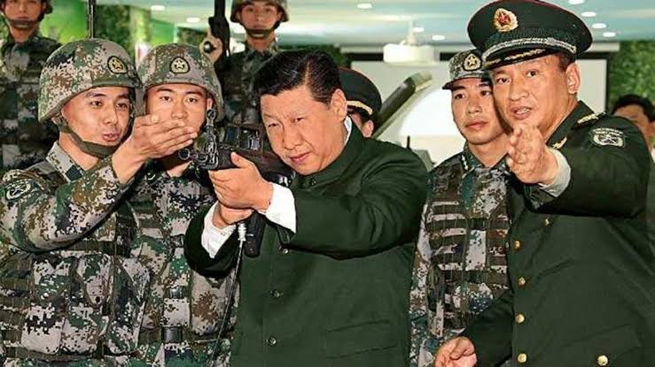 Xi Jinping warns, Taliban rule coming in Afghanistan, Chinese army ready for war