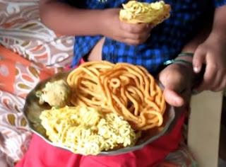 My Village Grandma Making 7 Variety Snacks | MY VILLAGE STREET FOOD