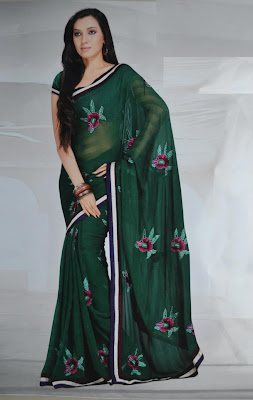 New Sarees For Women - Party Dress