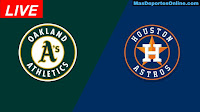 Houston-Astros-vs-Oakland-Athletics