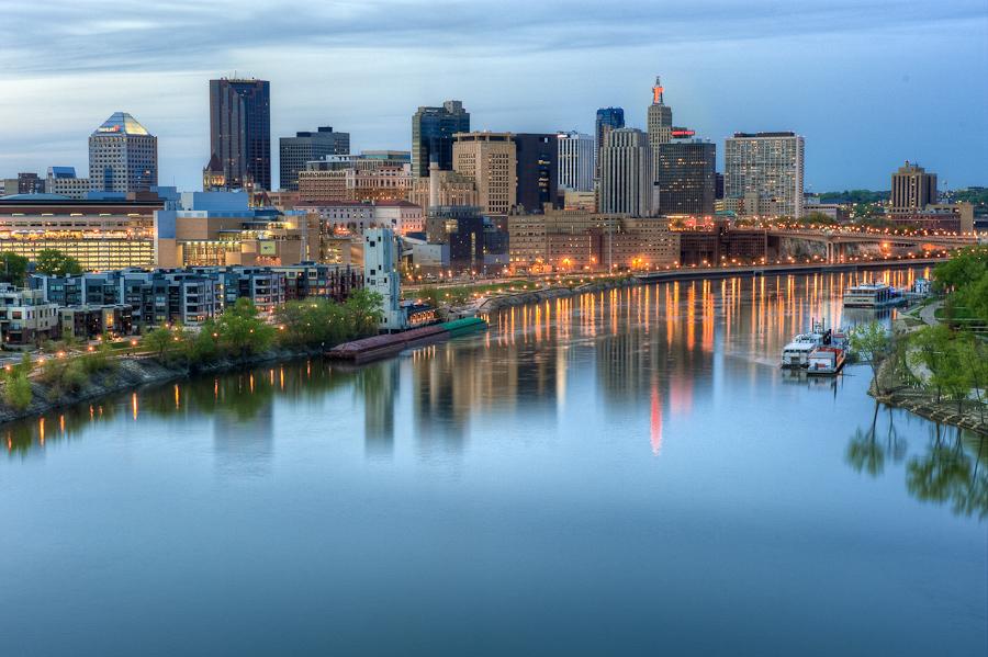 Saint Paul   Estado de Minnesota   Estados Unidos da América