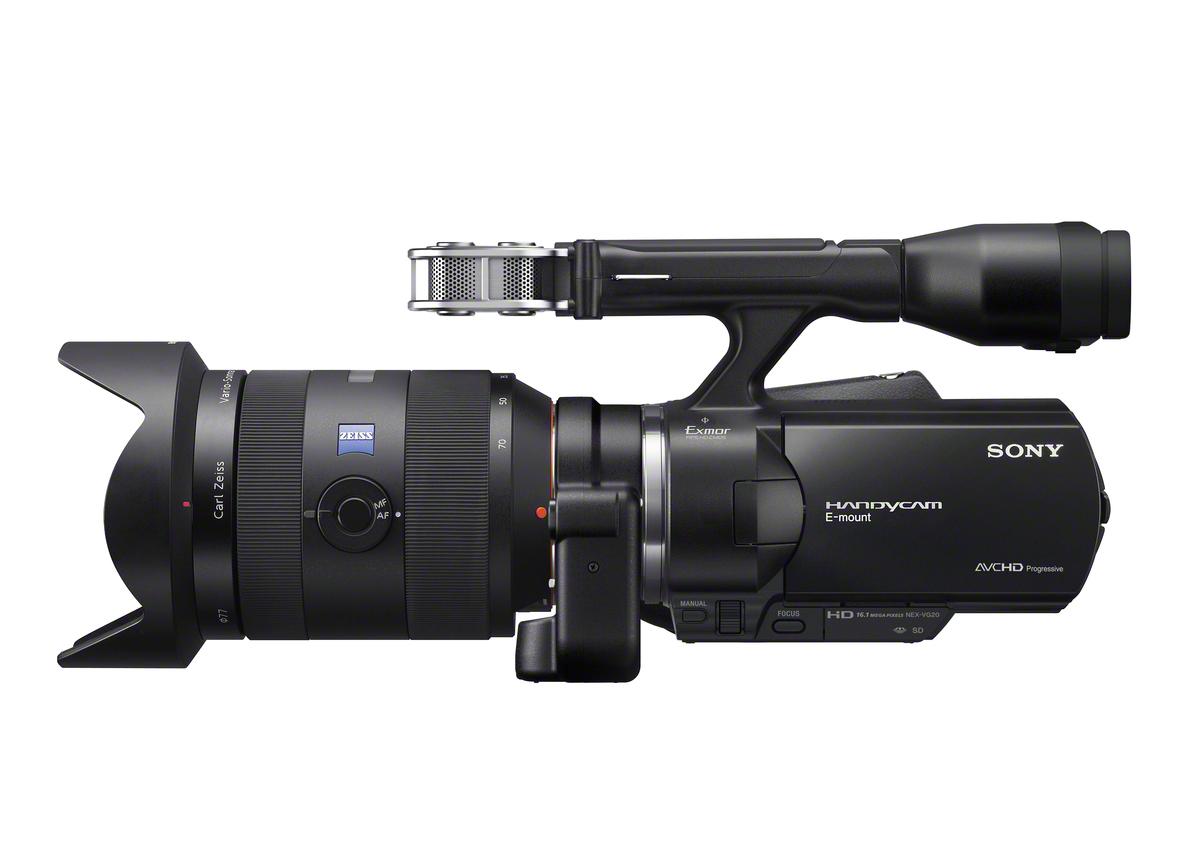 Notes On Video: Sony LA-EA2 Lens Adapter