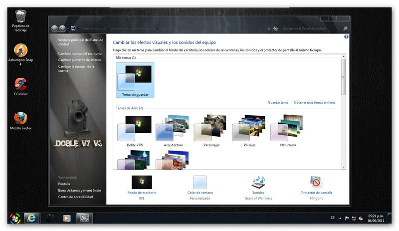 Windows 7 Doble V7 V3 [Español] [Actualizado 30/08/11]
