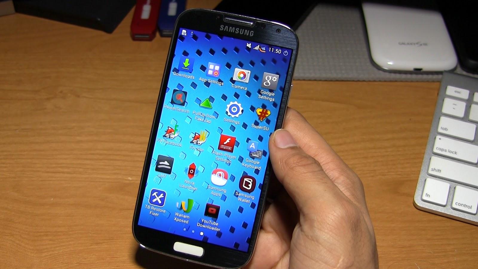 Samsung s4 i9505 best rom