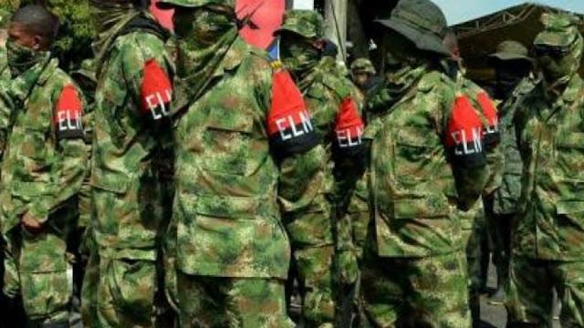 22 muertos habría dejado bombardeo del Ejército al ELN