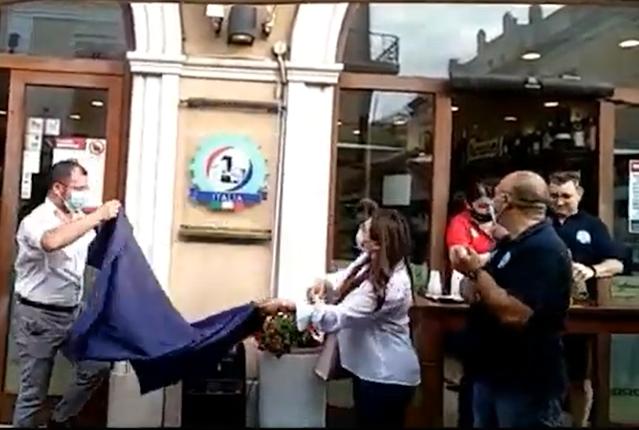 """Torremaggiore: Vespa Club, motobenedizione 2021, """"missione compiuta""""  [VIDEO]"""