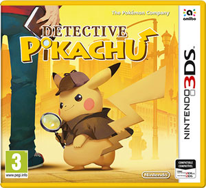Rom Detective Pikachu 3DS