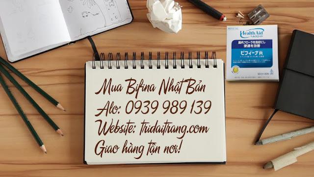 Đại lý bán men Bifina Japan quận 10 TP Hồ Chí Minh