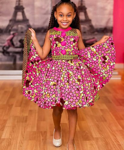 Best Ankara Styles For Kids