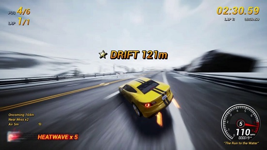 Dangerous Driving 2 Gameplay