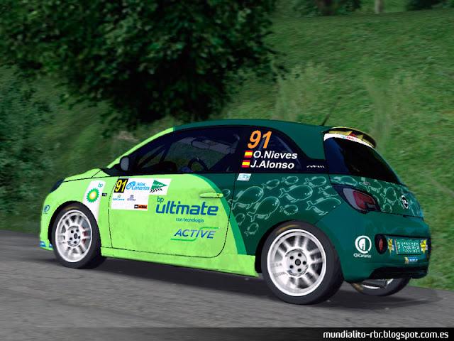 Opel Adam Cup Orteauto Sport