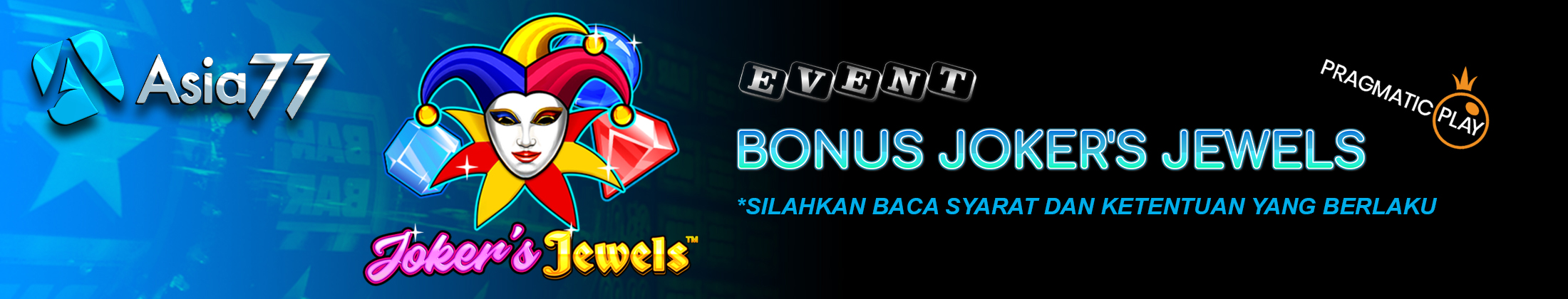 EVENT JOKERS JEWEL PRAGAMTIC PLAY
