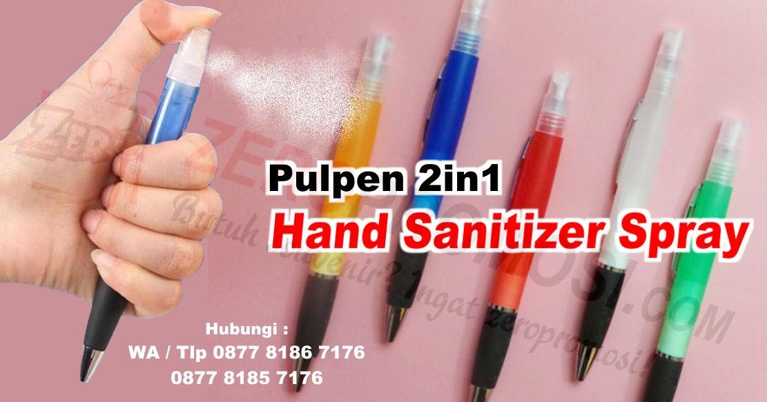 Souvenir Pulpen 2in1 Hand Sanitizer Spray Promosi Barang Promosi Mug Promosi Payung Promosi Pulpen Promosi Jam Promosi Topi Promosi Tali Nametag