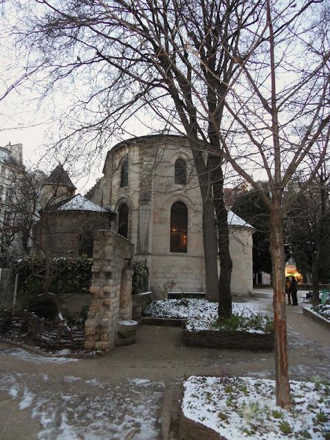 París St. Julien-le Pauvre