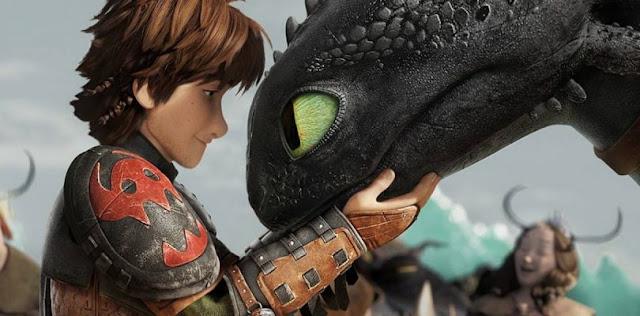 Películas recomendadas por la Familia Menta: Cómo entrenar a tu dragón